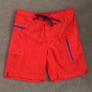 CHAPS men's swim trunks